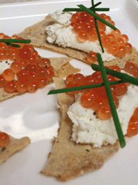 Tripel Cured Salmon Roe