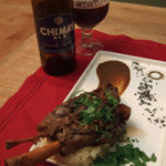 Grand Cru Braised Lamb Shanks