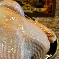 Sierra Nevada Beer Brined Turkey