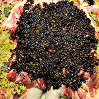 Purple Rice and Dried Cherry Stuffing | Turducken