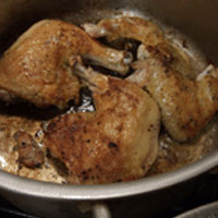 Wit Braised Chicken