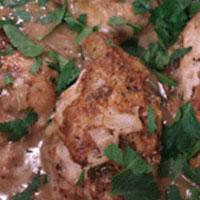 Wit Braised Chicken