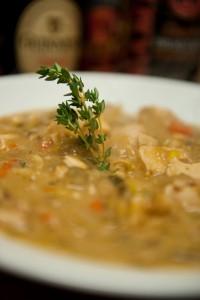 Chicken and Leek Stew Recipe