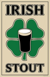 Irish Stout Clover