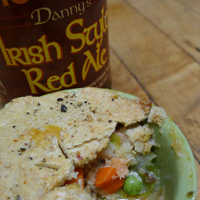 Smoked Fish Pot Pie