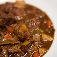 Irish Stout Stew