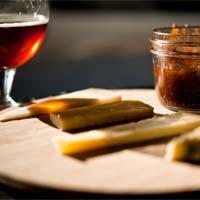Rhubarb & Rodenbach Grand Cru Jam