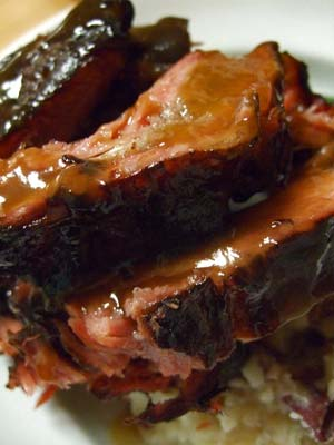 Lambic-Soaked-Baby-Back-Ribs-with-Peach-Lambic-Barbecue-Sauce-96