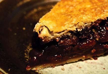 Rodenbach Grand Cru Cherry Pie with Almond Coriander Crust