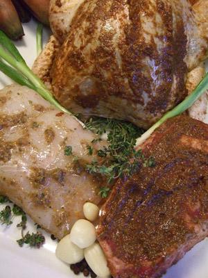 Basic Jamaican Jerk Marinade For Fish Seafood Shellfish Chefs