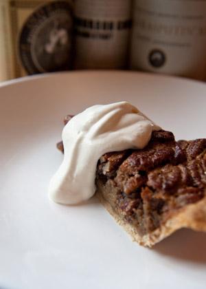 Bourbon Barrel Aged Imperial Stout Pecan Pie