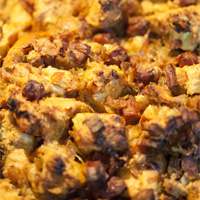 polynesian-style-stuffing-with-sausage-1