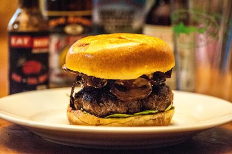 Mole Burger