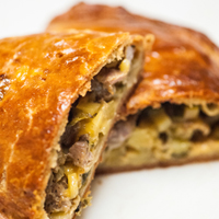 Southwestern Pork Pasty Filling