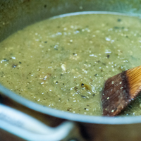 Hatch Green Chili Verde Mother Sauce