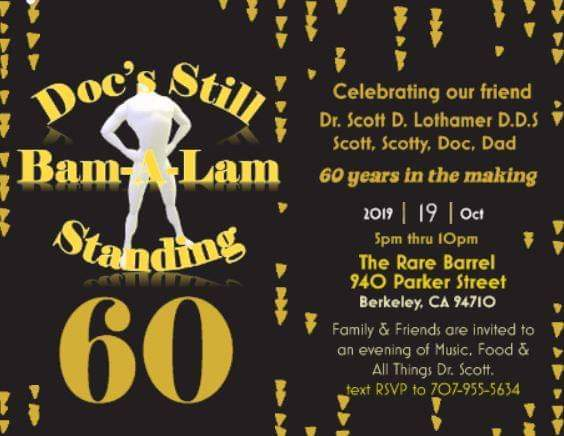 Doc's 60th Birthday Party
