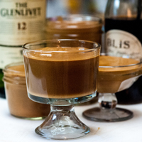 ultimate Butterscotch Miso Pudding