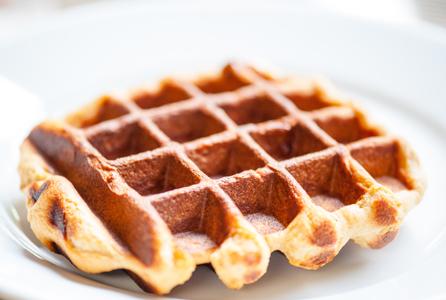 Liege Style Belgian Waffle 2
