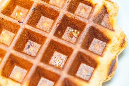 Liege Style Belgian Waffle 3