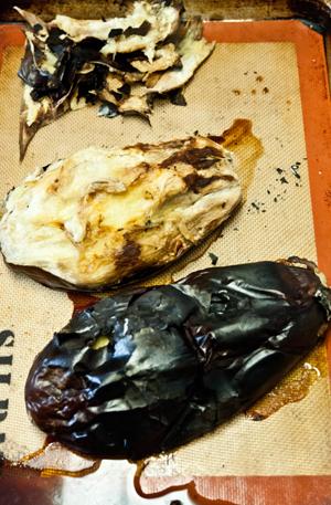 Baba Ghanoush Eggplant