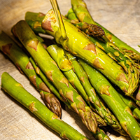 Roasted Asparagus Olive Oil